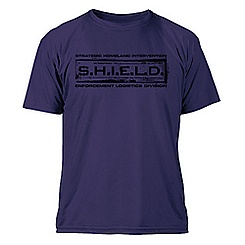 Agents of S.H.I.E.L.D. Tee for Adults - Customizable