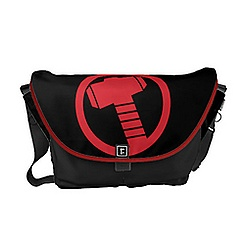Thor Messenger Bag - Customizable
