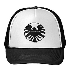 Agents of S.H.I.E.L.D. Trucker Hat for Adults - Customizable