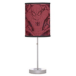 Spider-Man Lamp for Kids - Customizable