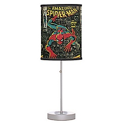 Spider-Man Lamp - Customizable