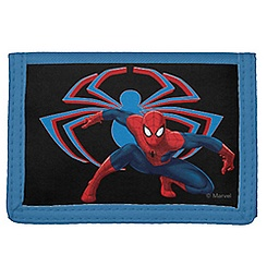 Spider-Man Nylon Wallet for Kids - Customizable