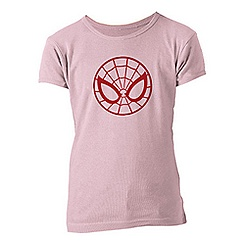 Spider-Man Fitted Tee for Girls - Customizable