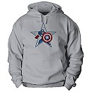 Captain America Hoodie for Kids - Customizable