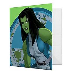 She-Hulk 3-Ring Binder - Customizable