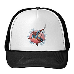 Spider-Man Trucker Hat for Adults - Customizable