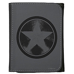 Captain America Leather Wallet for Adults - Customizable