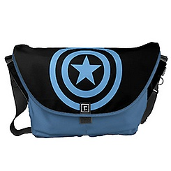Captain America Messenger Bag - Customizable