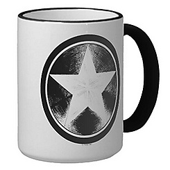 Captain America Mug - Customizable