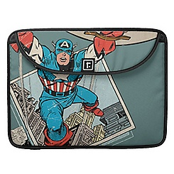 Captain America MacBook Pro Sleeve - Customizable