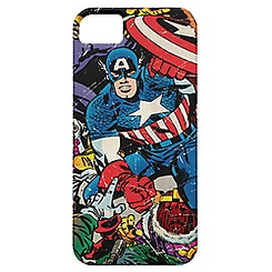 Captain America iPhone 5 Case - Customizable