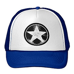Captain America Trucker Hat for Adults - Customizable
