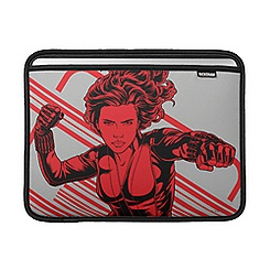 Black Widow MacBook Sleeve - Customizable