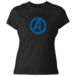 The Avengers Logo Tee for Women - Customizable