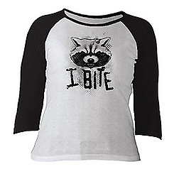 Guardians of the Galaxy Raglan Tee for Women - Customizable