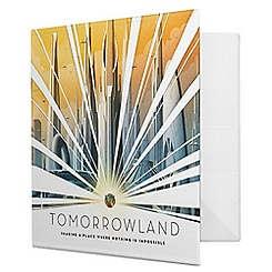 Tomorrowland Binder - Customizable