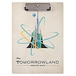 Tomorrowland Clipboard - Customizable