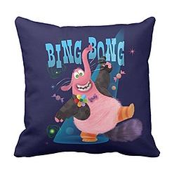 Bing Bong Throw Pillow - Disney•Pixar Inside Out - Customizable