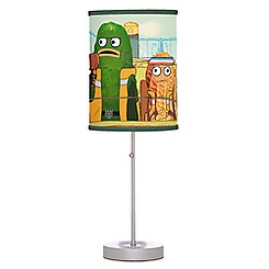 Pickle and Peanut Table Lamp - Customizable