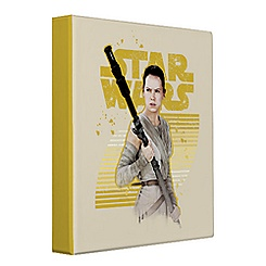 Rey Binder - Star Wars: The Force Awakens - Customizable