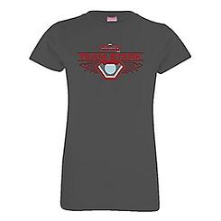 Team Stark Tee for Girls - Captain America: Civil War - Customizable