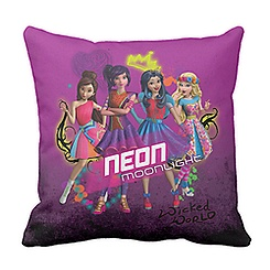 Descendants Wicked World Pillow - Customizable