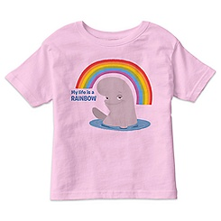 Bailey Tee for Toddlers - Finding Dory - Customizable