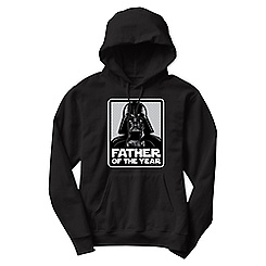 Darth Vader Father of the Year Hoodie for Men - Star Wars - Customizable