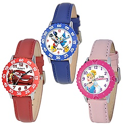 Time Teacher Watch for Kids - Create Your Own