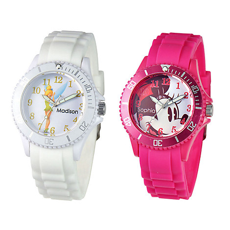 sport for customizable watches disney store