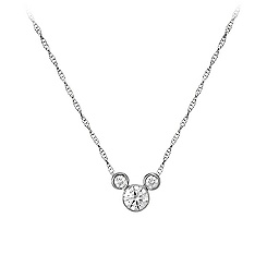 Mickey Mouse Necklace - Large