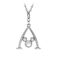 Mickey Mouse Gold Charm - Aulani, A Disney Resort & Spa