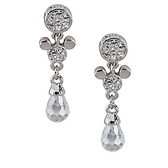 Mickey Mouse Teardrop Earrings by Arriba