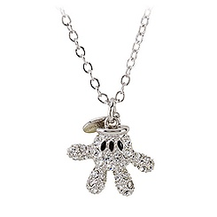 Mickey Mouse Necklace by Arribas