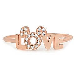 Love Mickey Ring by CRISLU
