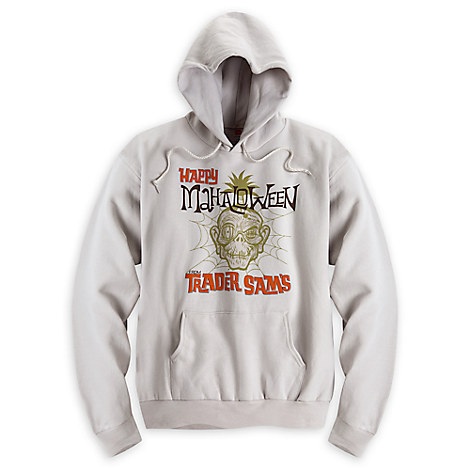 Trader Sam's ''Mahaloween'' Hoodie for Adults - Limited Release