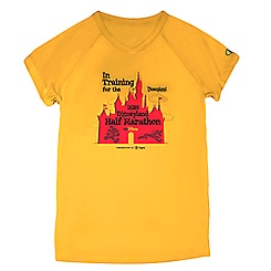 runDisney Performance Tee for Women - Disneyland Half Marathon 2016 - Limited