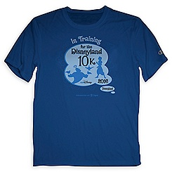 runDisney Performance Tee for Adults - Disneyland 10K - Limited Release