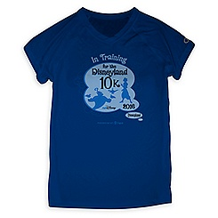 runDisney Performance Tee for Women - Disneyland 10K - Limited Release