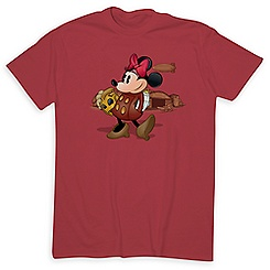 Minnie Mouse as The Rocketeer Tee for Women - Limited Release