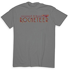 The Rocketeer Logo Tee for Adults - Limited Release
