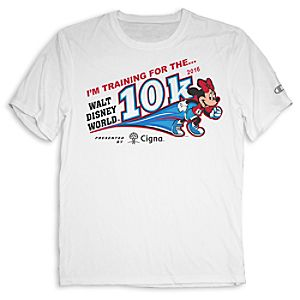 Walt Disney World 10K Tee for Kids - RunDisney 2016