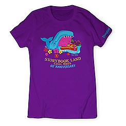 Storybook Land Tee for Girls - Disneyland - Limited Release
