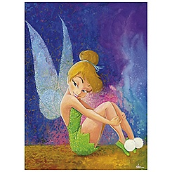''Tink Sitting'' Tinker Bell Giclée by Randy Noble