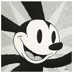 ''Oswald'' Giclée by Randy Noble