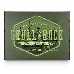Skull Rock Treasure Hunting Co. Wood Sign - Twenty Eight & Main Collection