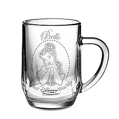 Belle Glass Mug by Arribas