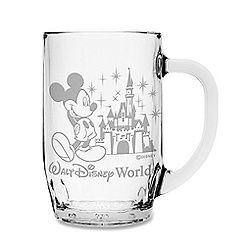 Walt Disney World Castle Mickey Mouse Mug by Arribas