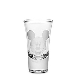 Personalizable Mickey Mouse Mini Glass by Arribas