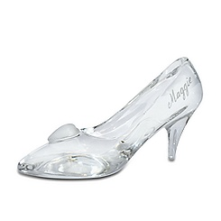Cinderella Glass Slipper by Arribas - Large